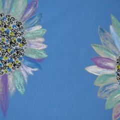 Modrá slunečnice